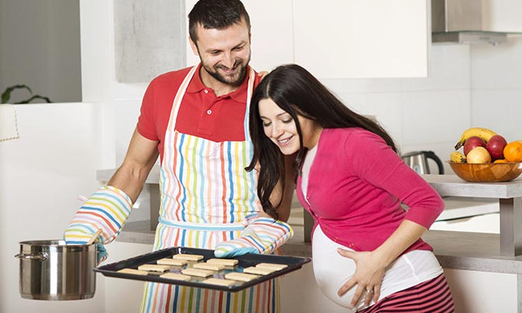 Important Tips to Know About Men During Pregnancy !!