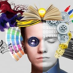 How many features are creative people and how they are creative !